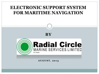 ELECTRONIC SUPPORT SYSTEM FOR MARITIME NAVIGATION