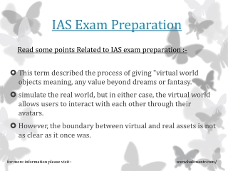 Preferable optional subjects for IAS exam preparation