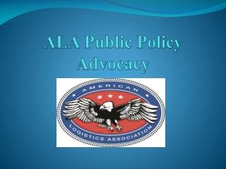 ALA Public Policy Advocacy