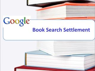 Book Search Settlement