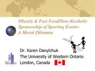 Obesity & Fast Food/Non-Alcoholic Sponsorship of Sporting Events:  A Moral Dilemma