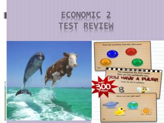 Economic 2  Test Review