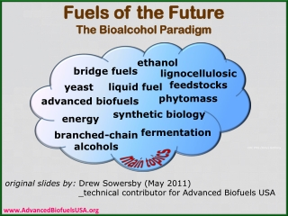 original slides by:  Drew Sowersby (May 2011)                             _technical contributor for Advanced Biofuels U
