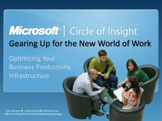 Gearing Up for the New World of Work