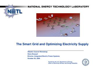 The Smart Grid  and Optimizing Electricity Supply