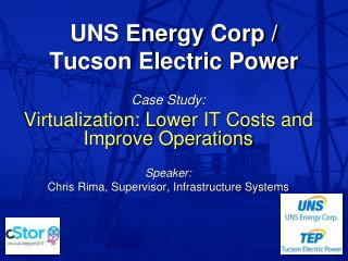 UNS Energy Corp / Tucson Electric Power