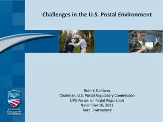 Challenges in the U.S. Postal Environment