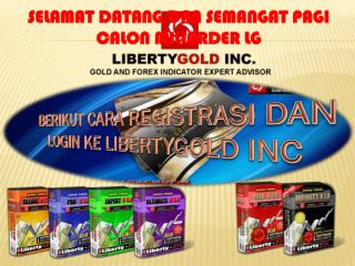 presentasi liberty gold inc