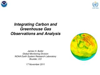 Integrating Carbon and Greenhouse Gas Observations and Analysis