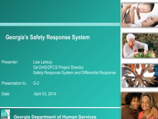 Georgia's Safety Response System