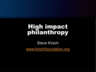 the commercialization of philanthropy