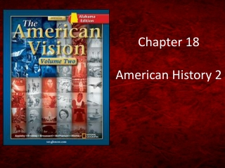 Chapter 18  American History 2