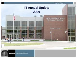 IIT Annual Update 2009