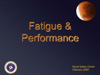 Fatigue & Performance