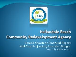 Hallandale Beach Community Redevelopment Agency