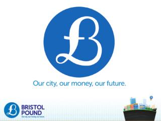 Bristol Pound CIC             Bristol  Credit Union (BCU) Not-for-profit partnership