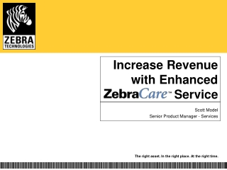 Increase Revenue with Enhanced Service