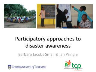 Participatory approaches to disaster awareness
