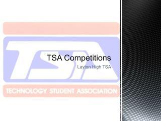 TSA Competitions
