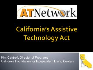 California's Assistive Technology Act