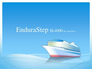 EnduraStep SL4000 By Good Feet ®
