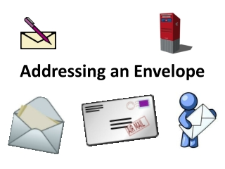 Addressing an Envelope