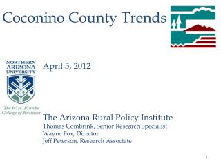 Coconino County Trends