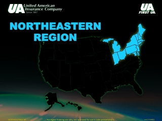 NORTHEASTERN REGION