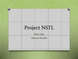 Project NSTL