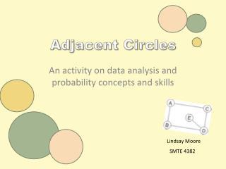 Adjacent Circles