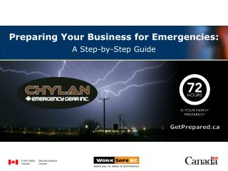 Preparing Your Business for Emergencies: