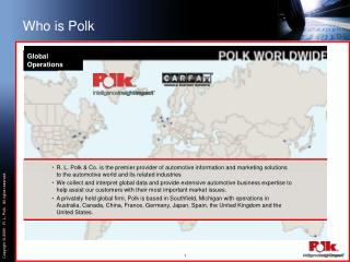 Who is Polk