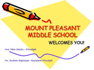 MOUNT PLEASANT MIDDLE SCHOOL