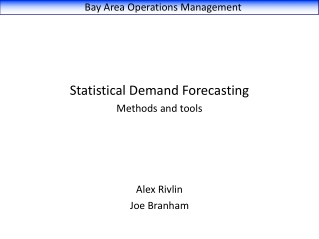 Bay Area Operations Management