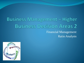 Business Management – Higher Business Decision Areas 2