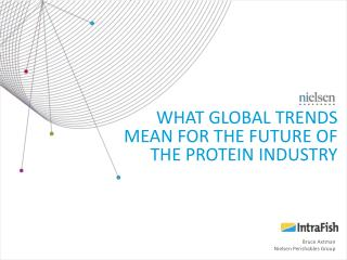 What global trends mean for the future of the protein industry