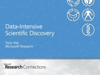 Data-Intensive  Scientific Discovery