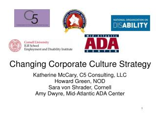 Changing Corporate Culture Strategy