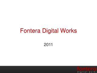 Fontera Digital Works