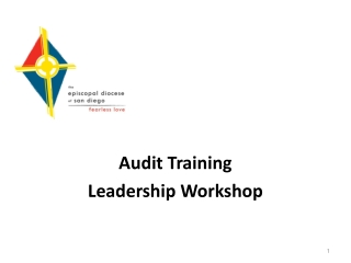 Audit Training Leadership  Workshop