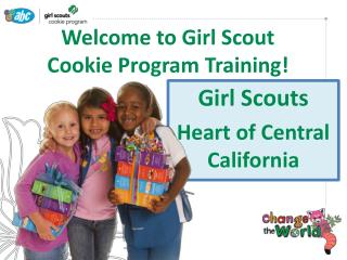 Girl Scouts  Heart of Central California
