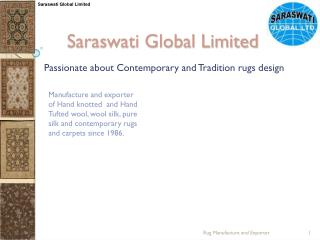 Saraswati Global Limited