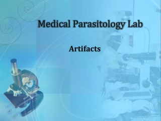 Medical  Parasitology  Lab