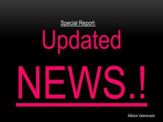 Updated NEWS.!