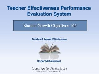 Teacher Effectiveness Performance Evaluation System
