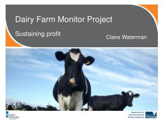 Dairy Farm Monitor Project