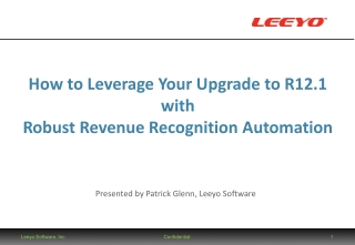 Leeyo Software, Inc.