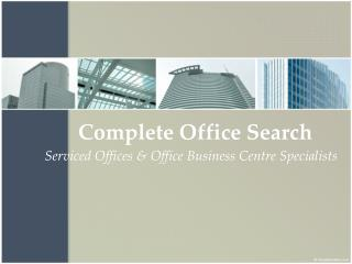 Complete Office SearchComplete Office Search