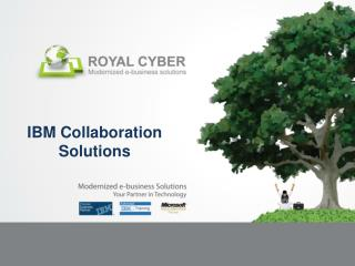 IBM Collaboration Solutions