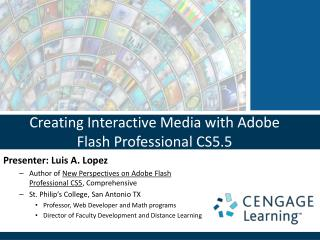 Creating Interactive Media with Adobe Flash Professional  CS5.5